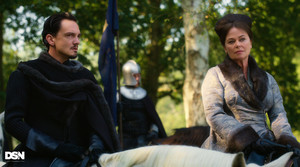 1x08 - The Fey queen - King Uther and Lady Lunete
