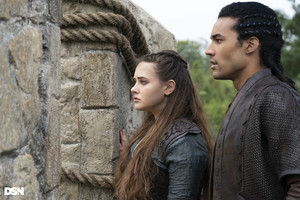 1x08 - The Fey Queen - Nimue and Arthur