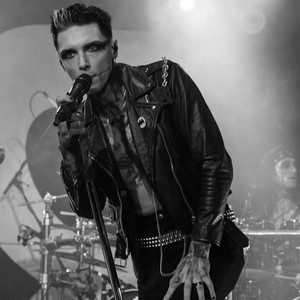 Andy -Black Veil Brides live performance at the Whiskey A Go Go - RSTW livestream 8-1-2020