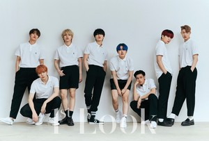 Ateez for 1st look