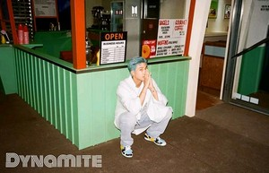 BTS Dynamite Remix Teaser Photos