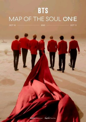 Bangtan Boys Map of the soul ON:E