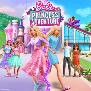 Barbie Princess Adventure DVD