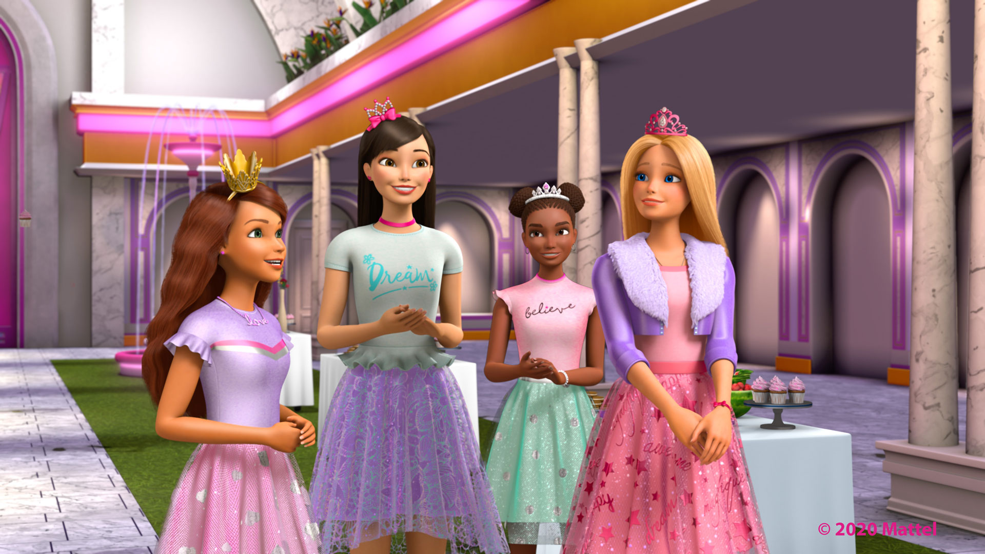 Barbie Princess Adventure movie