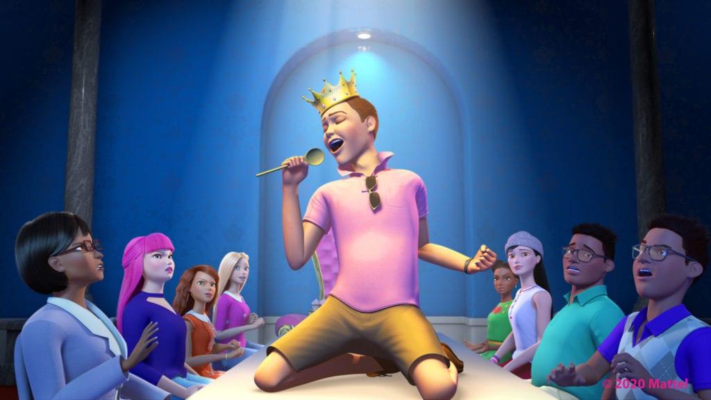 Barbie Princess Adventure movie - Barbie films foto (43498287) - Fanpop