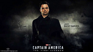 Captain America: The First Avenger - Bucky Barnes