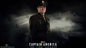 Captain America: The First Avenger - Colonel Chester Phillips