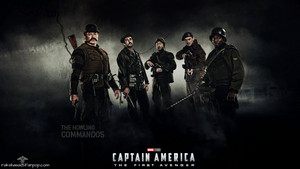 Captain America: The First Avenger - Howling Commandos
