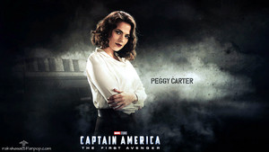 Captain America: The First Avenger - Peggy Carter