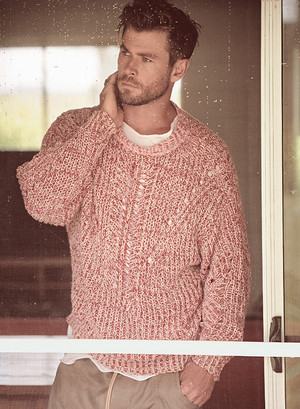 Chris Hemsworth || GQ Australia (May\June 2020)