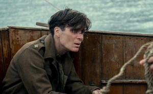 Cillian Murphy in Dunkirk