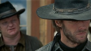 Clint in High Plains Drifter (1973)