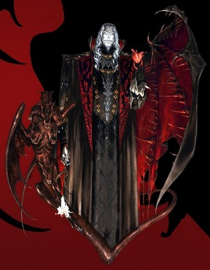 Count Vlad Tepes Dracula (Curse of Darkness)