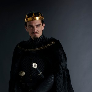 Cursed - Season 1 Portrait - Sebastian Armesto as Uther Pendragon