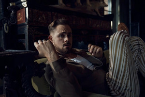 Dacre Montgomery - Netflix Queue Photoshoot - 2020
