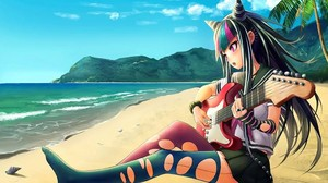 Danganronpa 2: Goodbye despair - Ibuki Mioda
