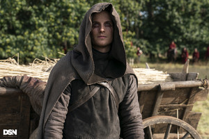 "Daniel Sharman as The Weeping Monk in Cursed - ""And Bring In Good Ale"""
