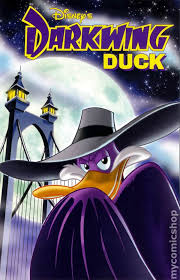 Darkwing eend Comic Book