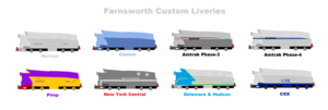 Farnsworth Custom Liveries