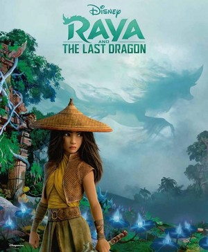 First Look at Raya and the Last Dragon