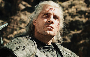 Henry Cavill as Geralt of Rivia in The Witcher (2019)