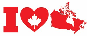 I 愛 You, Canada!
