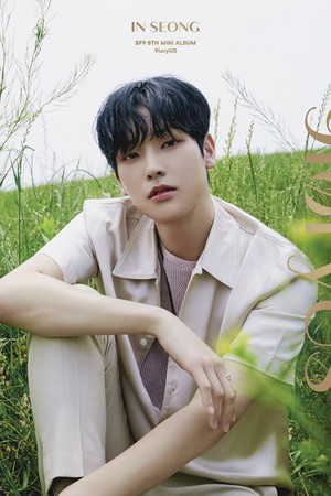 "Inseong teaser image for ""9loryUS"""
