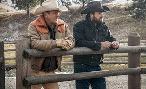 Kevin Costner as John Dutton in Yellowstone: A Monster Is Among Us