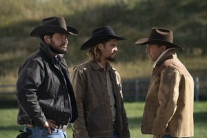Kevin Costner as John Dutton in Yellowstone: Meaner than Evil