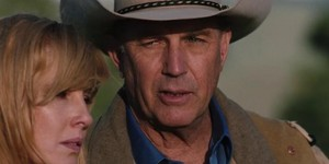 Kevin Costner as John Dutton in Yellowstone: The Unravelling, Part 2