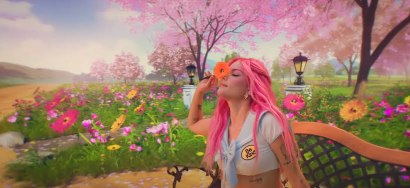 Marshmallow and Halsey - be kind (music video)