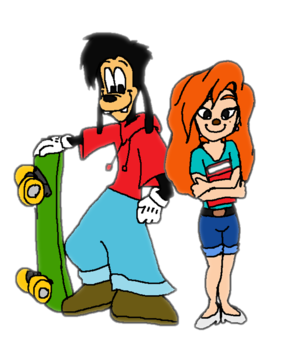 Max and Roxanne