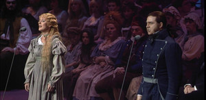 Philip Quast as Javert in the 10th Anniversary Concert