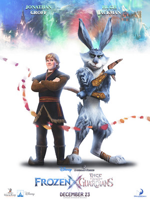 Rise of the Guardians / फ्रोज़न 2 Posters