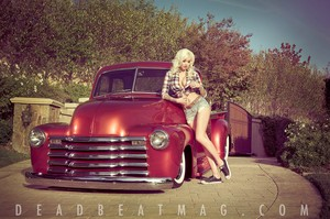 Shannon Brooke - Hot Rod Pin-Ups