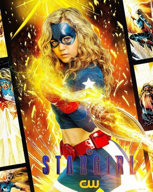 Stargirl - Season 2 - First Look Promotional Poster