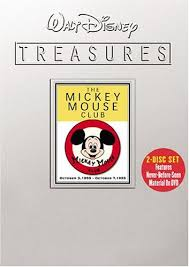 The Mickey マウス Club On DVD