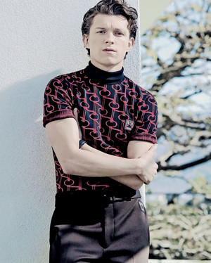 Tom Holland for 아이콘 Spain