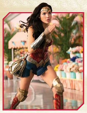 WONDER WOMAN 1984: Promo Stills