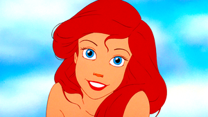 Walt 迪士尼 Screencaps - Princess Ariel
