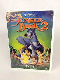 Jungle Book 2 On DVD
