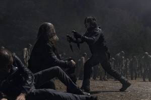 10x16 ~ A Certain Doom ~ Daryl, Beta and Negan