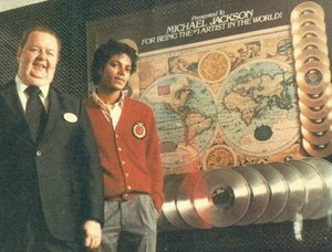 1983 Unveiling Of The Michael Jackson Suite disney World