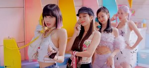 BLACKPINK X Selena Gomez 'ice cream' MV