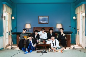 Bangtan Boys | ALBUM BE CONCEPT foto