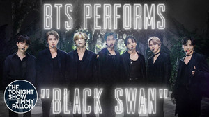 Bangtan Boys - Black cisne