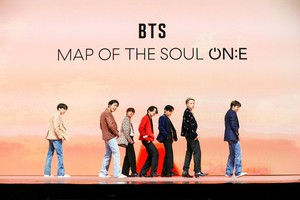 BTS | MAP OF THE SOUL ON:E