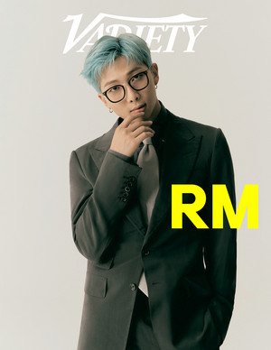BTS: Variety Cover || RM