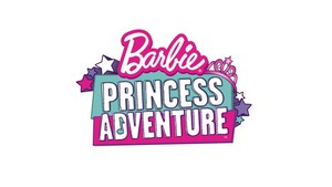 바비 인형 Princess Adventure Logo