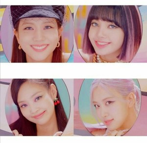 "Blackpink""ice cream""💖"